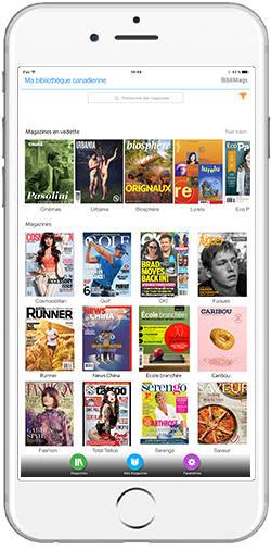 iPhone-BibliMags-site