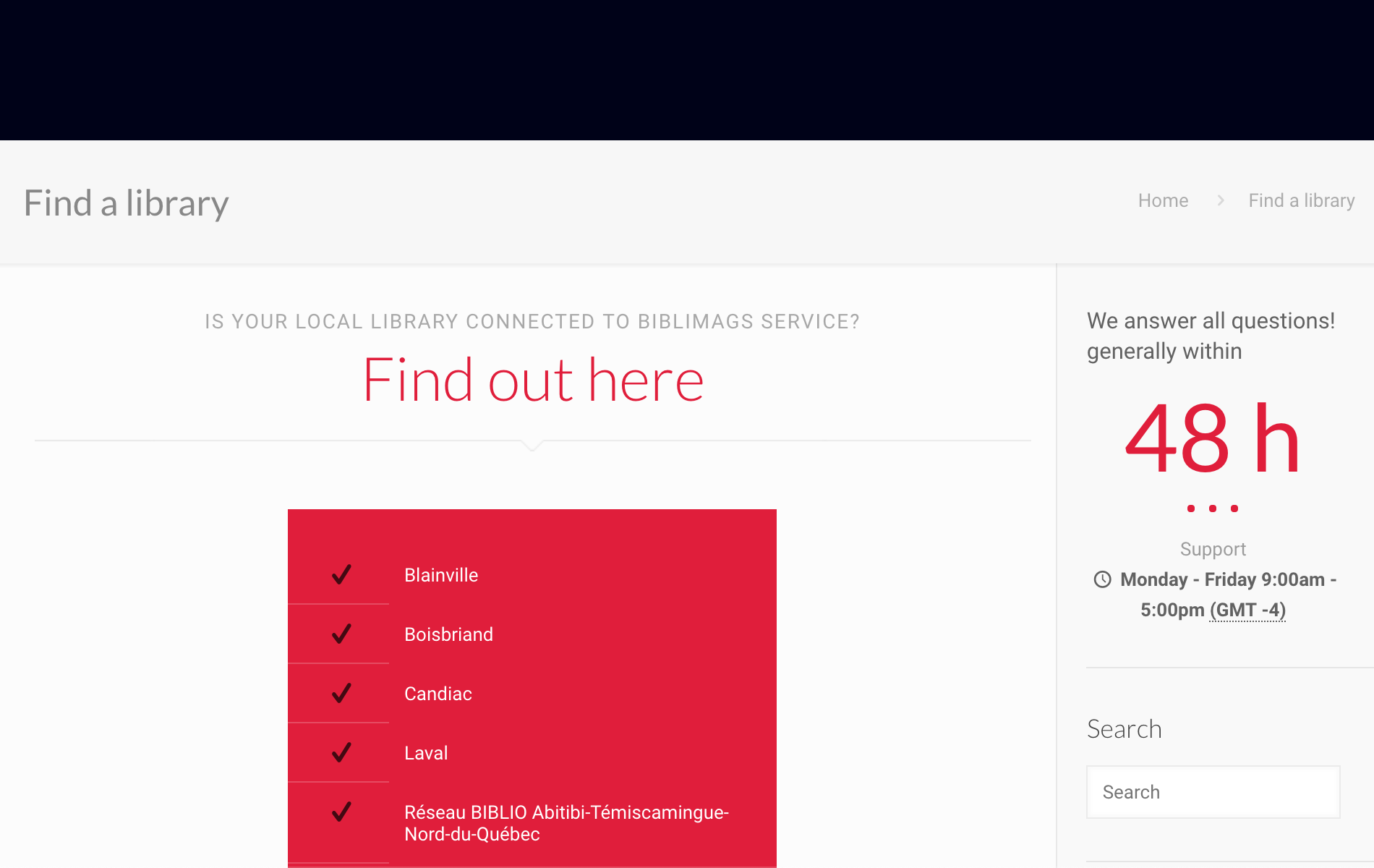 1-biblimags-find-library-screen-en